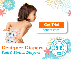 FREE Diapers from The Honest Company